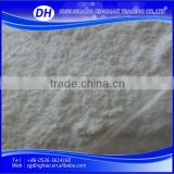 white powder light soda ash dense