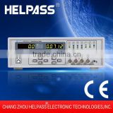 High accuracy capacitance meter with wide range,stable reading
