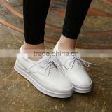 2015 spring new design women round toe flat casual women shoes fashion ladies women pump shoes PH3491