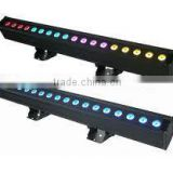 factory wholesale high lumen AC85-265V 36w RGB led wall washer DMX512 for wedding decoration with 2 years warranty