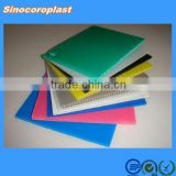 Printed Corona Treated Corrugated Plastic Layer Pad
