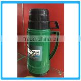 China Hot Selling Household Thermos Vacuum Water Bottle Plastic Vacuum Flasks