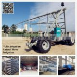 Mobile sprinkler irrigation system agriculture With ISO 9001 Certificate