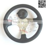 150CC 250CC Hammerhead go kart Steering wheel Chinese 150cc buggy parts