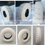 solid tire 300-5 rubber wheels 300-5 / 2.15 for trailer industrial cart utility cart with ISO certificate