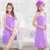 China factory hot sale antistatic sex girls bath towel