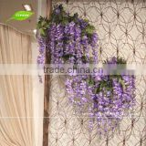 GNW FLV23-3 door with flower designs artificial flower wreath sale on market