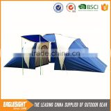 2 Apartment Room High Quality 4 Person Outdoor Camping Family Tents