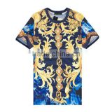 Sublimation t shirts / New Customize 100% Polyester Sublimation Shirts for Mens / Women