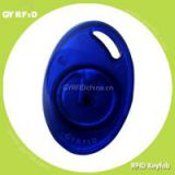125Khz RFID and 13.56Mhz RFID proximity keyfob used for access control systems KEC49