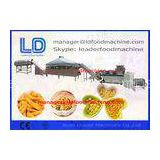 delicious Fried Wheat Flour Snacks Making Machine drying / frying / flavoring raw starch