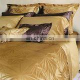 5 pcs luxury charmeuse silk Bedding Set--printed fabric