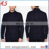 Men's Shrug Cashmere Man Sweater Christmas Knitted Wool Turtleneck Sweaters Clothing Manufacturer