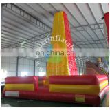 Best selling Inflatable big climbing tower