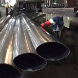 Stainless steel oval welding pipe/tube