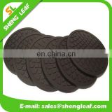 New product custom design silicon rubber cup coaster manufacturer sale