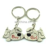 Couples Girl and Boy Key Chain Keychain Lovely Cute