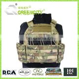 Tactical MOLLE Vest with Magazine Pouch