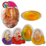 New Eggs Jelly Pudding Candy