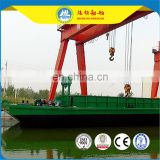 China Highling HL-T100 Sand Transportation Ship with low price and high efficacy
