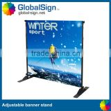 Shanghai GlobalSign durable and high quality backwall booth