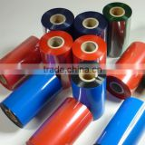 Premium barcode thermal printer ribbon thermal transfer ribbon with black/blue/red color