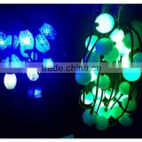RGB color changing big bulbs led outdoor light with high quality christmas light China factory wholesale
