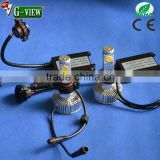 2015 new product CREES auto led headlight H8 2000lm , car led headlight h8 led headlight