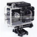New White SJ4000 720P Sports Car HD DV Waterproof 30M Action Camera Camcorder 2XBatteries HOT Russia US