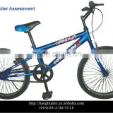 HH-BX2010 Blue 20 inch BMX bike for boys adult bmx bike hangzhou bicycle