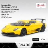 License Lamborghini Murcielago LP670-4 Die Cast Car 1:32 metal car Rastar 39400
