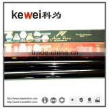 Black color smart car window screen tint film for car side window screen with cheaper price