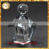 Quality top sell antique crystal perfume glass bottles