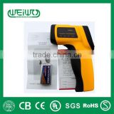 Non-Contact IR Laser Infrared Digital Thermometer LCD Digital Infrared Pyrometer Laser Point Temperature GM300
