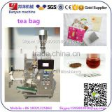 Automatic tea bag filling machine, price tea bag with string and label packing machine                                                                                                         Supplier's Choice