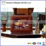 High Quality New Fantastic Beautiful Design Leather Promotion Picture Frame                                                                         Quality Choice