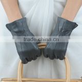 promotional ladies genuine leather gloves with best price