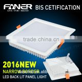 Aluminium Panle LED Follow Spot Square Panel Spot Lighting