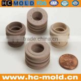 Customized rapid prototype vacuum casting parts and cnc machining metal odm airsoft gun parts