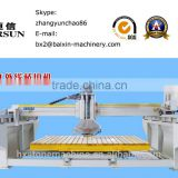 Hiersun hot sale granite cnc bridge saw for sale