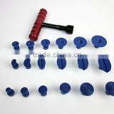 T bar DIY PDR tools kits dent repair tool PDR Hail Repair Glue Puller - Paintless Dent Repair Dent Lifter