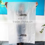 HDPE plastic custom printed disposable plastic side gusset virgin material manufacturering tire bag