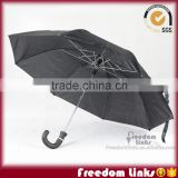 19 inch uv proof 2 Fold Umbrella china corporation