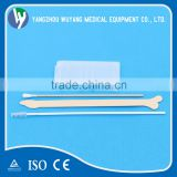Disposable wood spatula made vaginal scraper cervical depressor spatula with CE for gynecological examination