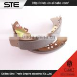 Hot sale top quality best price ISO9001 brake shoes