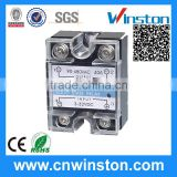 ZG3NC-340B Miniature Electric Input Voltage 3-32VDC Output Voltage 90-480VAC Solid State Relay Socket with CE