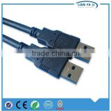 competitive price usb 3.0 cable two sided usb cable bulk usb cable 3.0 usb bridge cable 3.0
