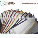 hot sale free sample wholesale clear vinyl menu covers, a4 plastic menu covers, plastic transparent folders