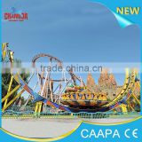 flying ufo games kids!china children game machine amusement ride theme park flying ufo kids ride
