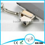 New hot 8GB USB 2.0 flash drive U-disk for smart phone laptop computer plug and play color random